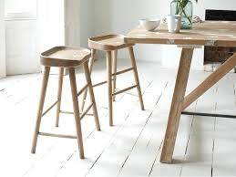 wooden kitchen stools ble in smoked oak kitchen stools wooden kitchen island stools uk