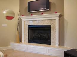 image of building a fireplace hearth