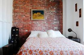 feng shui furniture placement. modern bedroom design with accent brick wall feng shui furniture placement