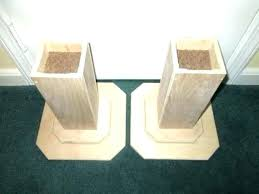 diy bed risers how to make bed risers inch bed risers make your own bed risers diy bed risers