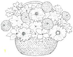 Flower Coloring Pages Free Printable Free Spring Flower Coloring