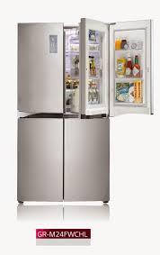LG Door-in-Door Refrigerator ~ Cheftonio's Blog