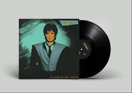 <b>Fancy</b> - <b>Flames Of</b> Love / Time Capsule Records CAPSULE4 - Vinyl
