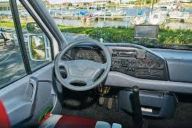 Wohnmobil Test Mercedes Sprinter James Cook Bilder Autobildde