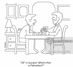 Scorpio Cartoons And Comics Funny Pictures From Cartoonstock