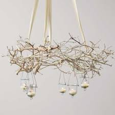 30 creative diy ideas for rustic tree branch chandeliers branch within tree branch ceiling light