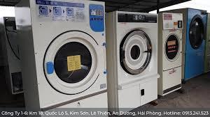 CÔNG TY 1-6 Máy Giặt Công Nghiệp - Chạy thử máy giặt 16kg loại Giảm Chấn  hãng Yamamoto Nhật trước khi bàn giao cho khách hàng.