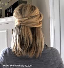 Simple Wedding Hairstyles For Medium Length Hair