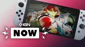 OLED Nintendo Switch? - IGN Now ...