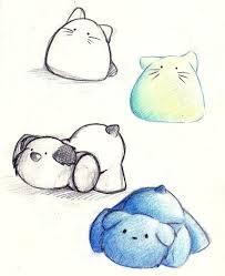 Cute Simple Animal Drawings Studens Info