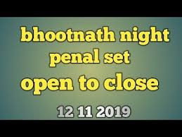 Download Mp3 Bhoothnath Night Panel Chart 2018 Free