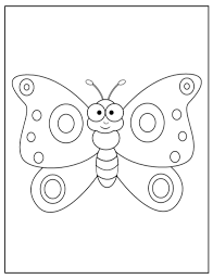 Kids love to color by numbers and we've got a bunch for you to choose from. Printable Butterfly Worksheets How Wee Learn
