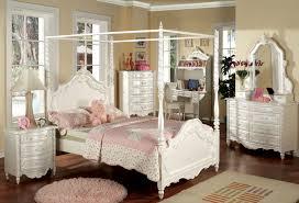 Kids Furniture. stunning girl canopy bedroom sets: girl-canopy ...