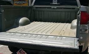 diy truck bed coating