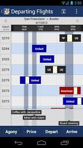 Travel Schedule Travel App Hipmunk Searches For Flights Hotels Around Your Schedule