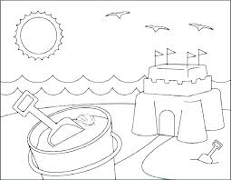 Volleyball Color Pages Beach Coloring Pictures Volleyball Coloring Pictures Volleyball