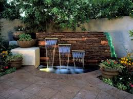 diy backyard water feature. Wonderful Water For Diy Backyard Water Feature O