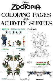 ✓ free for commercial use ✓ high quality images. Zootopia Coloring Pages And Printable Activity Sheets