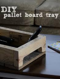 pallet board furniture. Diy-pallet-board-tray-my-repurposed-life Pallet Board Furniture