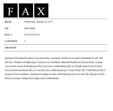 Sample Of Fax Cover Letters Fax Cover Letter Example Fax Sheet Cover Letter Sample Fax Cover