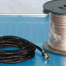 how to hide speaker wire in the home