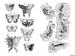 тату бабочек эскизы татуировок татуировки лучшие эскизы фото