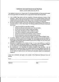 Liability Release Statement | Waiter Resume Examples For Letters Job ...