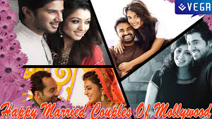 happy married couples of mollywood latest malam film news and gossips you