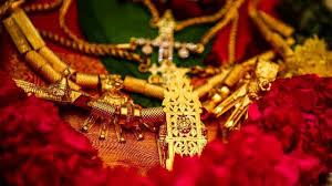 Types Of Thali Designs The Origin And Evolution Of Thali In Hindu Wedding Tbg