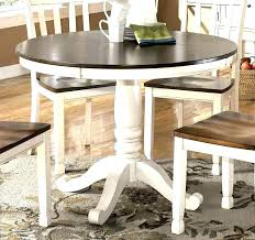 distressed round dining table white distressed dining table distressed round dining table dining table rustic gray