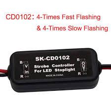 12v Strobe Light Circuit Amazon Com Gs 100a Flash Strobe Controller Flasher Module