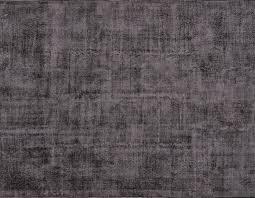 vintage overdyed rug