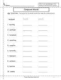 3rd Grade Language Arts Worksheets   Homeschooldressage.com