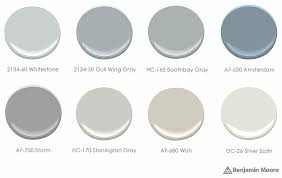 benjamin moore paint colors grayBirch Paint Palette  neutral Benjamin Moore paint colors
