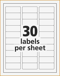 How To Print Avery 5160 Labels In Word Avery 14 Word Template How To Print Avery 5160 Labels From Excel