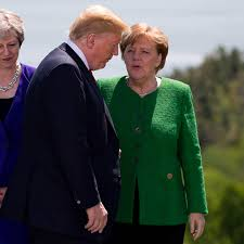 「trump at g7」の画像検索結果
