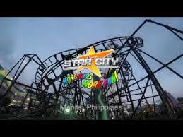 Star City Manila Star Flyer Blizzard Dragon Express Surf Dance