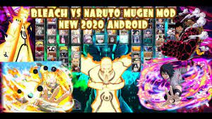 NEW BIG UPDATE! BLEACH VS NARUTO 3.3 MOD ANIME MUGEN ANDROID [DOWNLOAD] -  YouTube