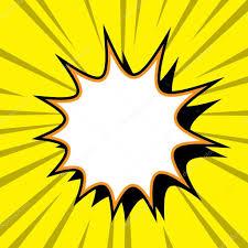 ic book cartoon achtergrond met explosie vector van tkronalter9 gmail