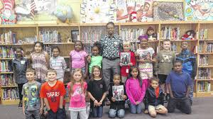 Author visits Butler | Sampson Independent