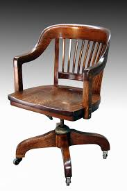 vintage metal office chair. SOLD Tiger Oak Lawyer S Curved Back Office Chair Antique Furniture With Regard To Vintage Desk Design 17 Metal