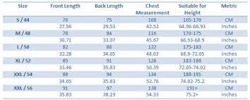 Nba Replica Jersey Size Chart 51 Valid Nfl Jersey Sizes Chart
