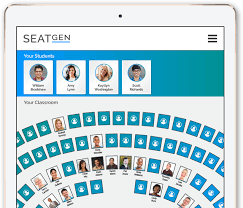 Free Class Seating Chart Maker Seatgen