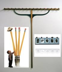 Pencil Coat Rack Cool Coatracks 100 Crazy Ways to Hang your Hat or Coat Urbanist 62