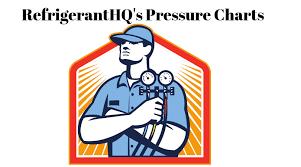 R 410a Puron Refrigerant Pressure Temperature Chart