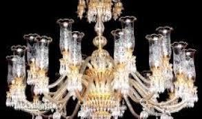 global luxury chandeliers market