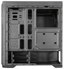 Купить Компьютерный <b>корпус Ginzzu S350</b> Black по низкой цене с ...
