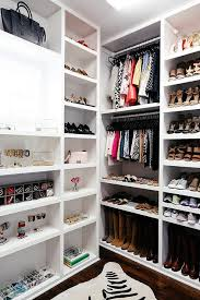 custom walk in closet design