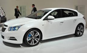 Chevrolet Cruze News: 2012 Chevrolet Cruze Hatchback Unveiled ...
