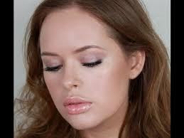 victoria 39 s secret model candice swanepoel makeup tutorial